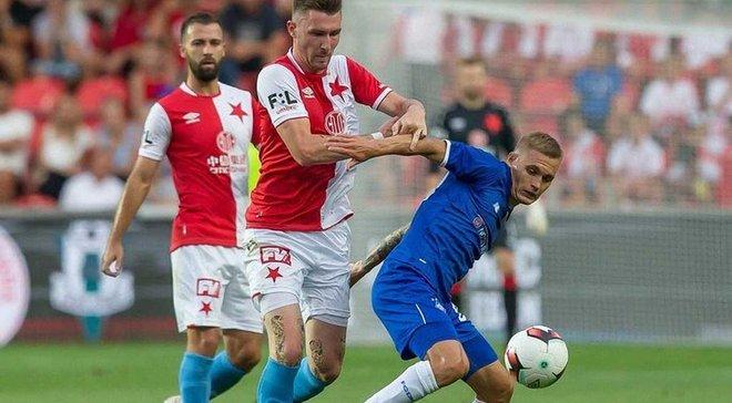 Динамо – Славія: чехи рекомендують своїм фанатам не пересуватися Києвому клубній символіці