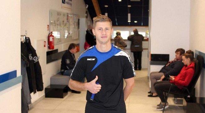 Федорчук може стати гравцем Маріуполя