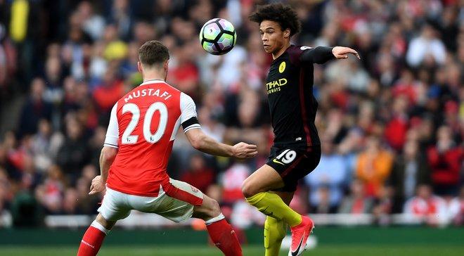 Арсенал – Манчестер Сіті: стартові склади команд – Зінченко поза заявкою