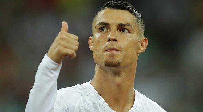 Роналду дебютировал в составе Ювентуса
