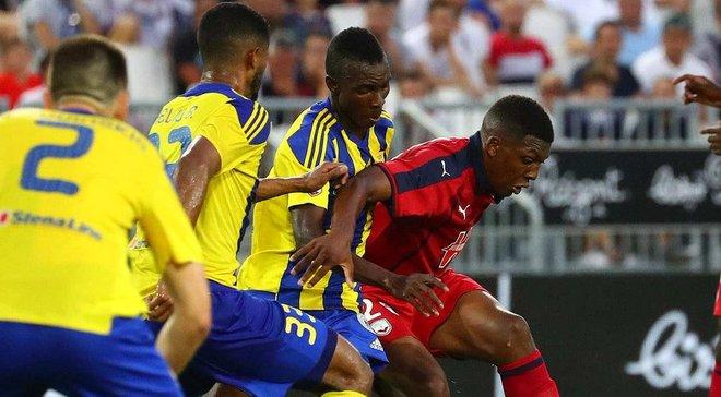 Бордо потерпел сенсационное поражение перед матчем с Мариуполем в Лиге Европы