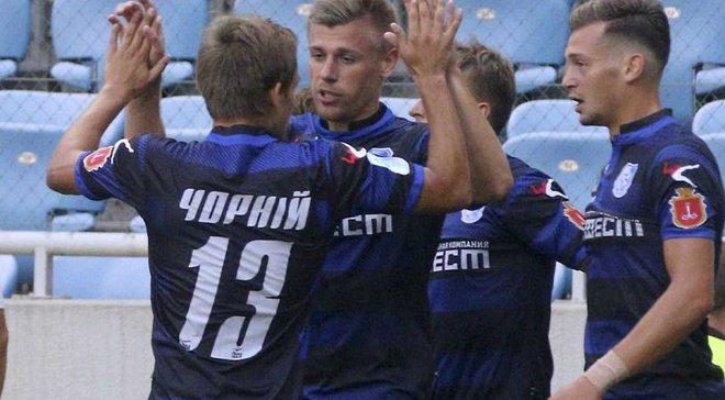 Чорноморець – Десна – 1:0  – відео гола та огляд матчу
