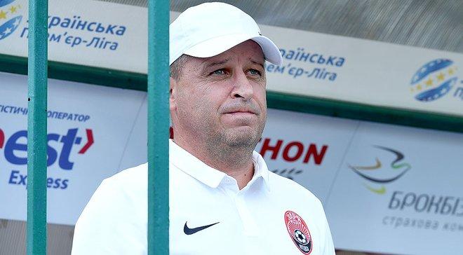 Вернидуб: Ми заслужили на перемогу в матчі з Карпатами