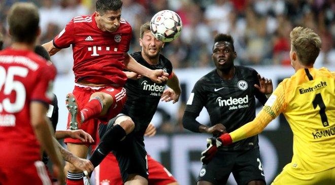 Баварія розбомбила Айнтрахт в матчі за Суперкубок Німеччини
