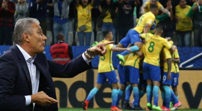 Тите начинает революцию в сборной Бразилии – 6-7 новых имен на сентябрь и немного об Украине
