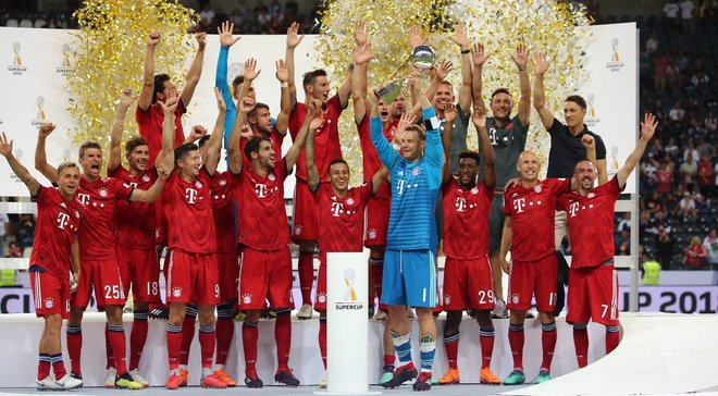 Айнтрахт – Бавария – 0:5  видео голов и обзор матча