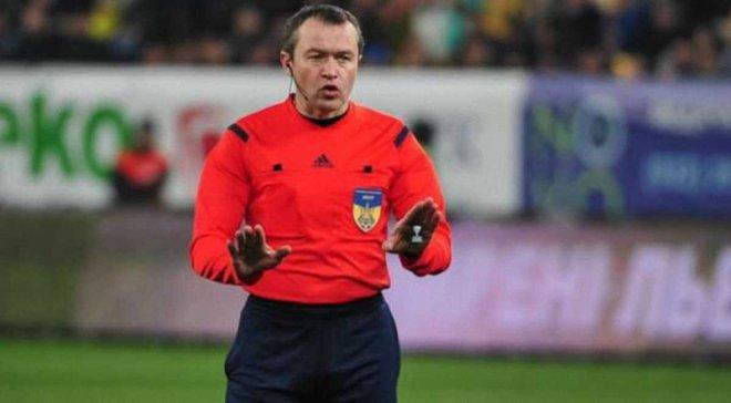 Арбитр Труханов  – кум вице-президента Динамо Красникова, – телеканал Футбол