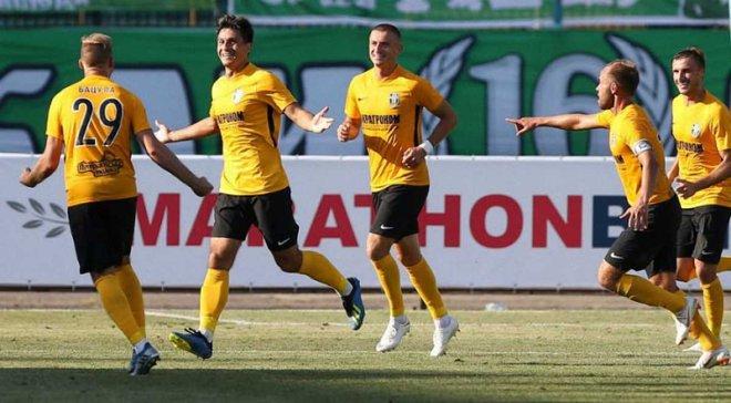 Олександрія продовжила рекордну клубну серію без поразок