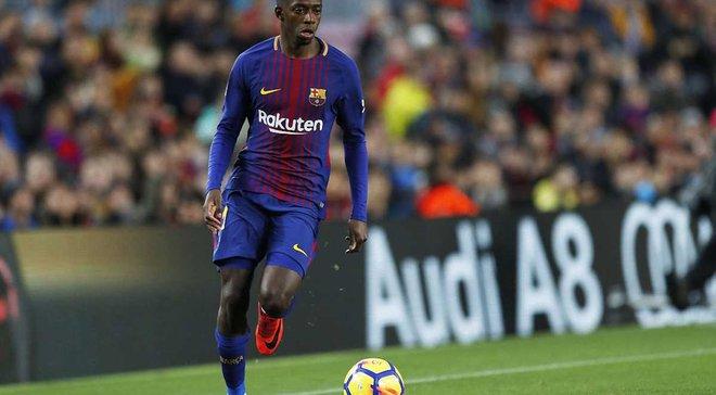 Дембеле забив неймовірний гол у Суперкубку Іспанії