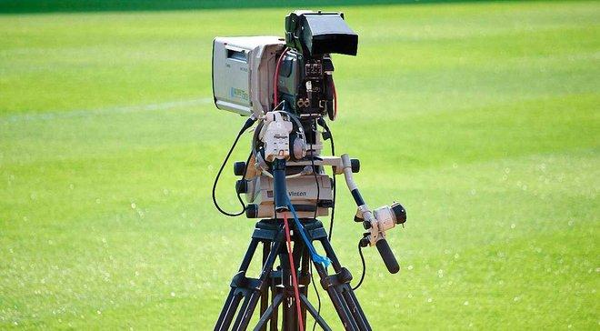 УЕФА пока не подписал соглашение о трансляции матчей еврокубков ни с одним украинским телеканалом