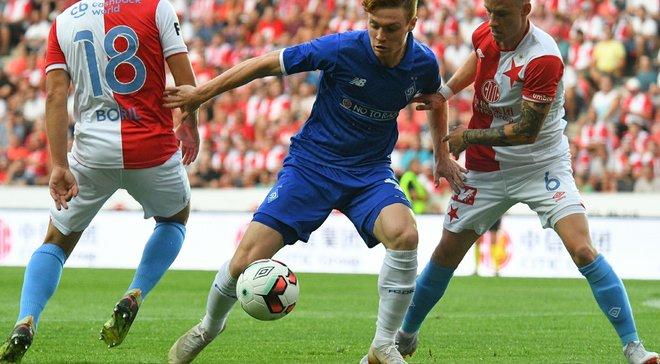 Динамо – Славия: онлайн-видеотрансляция матча Лиги чемпионов – как это было