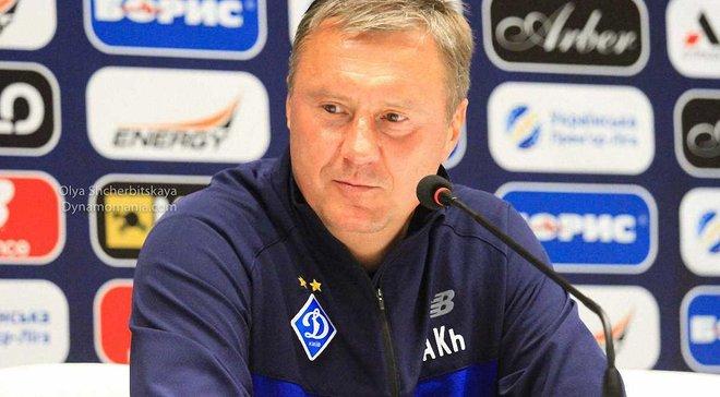 Хацкевич: Будемо жалити Славію в атаці, як нас – чеські оси