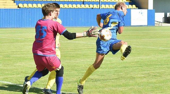 На НТК ім. В. Баннікова відбулось футбольне свято, присвячене Дню будівельника