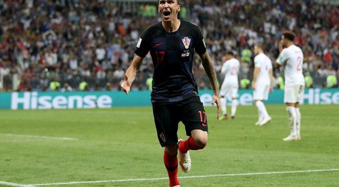 Манджукич завершил выступления за сборную Хорватии