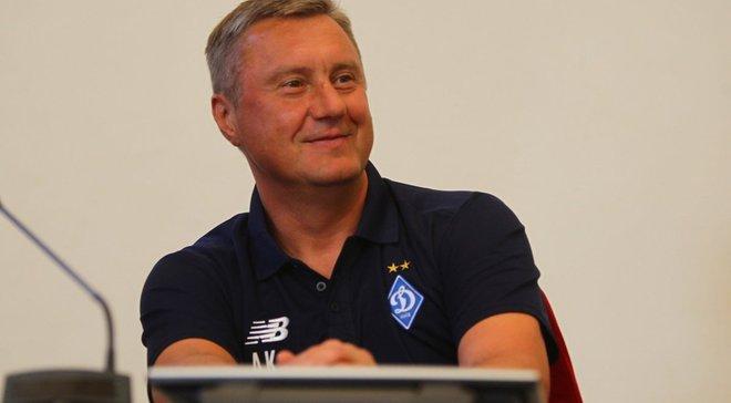 Динамо – Славия: послематчевая пресс-конференция Александра Хацкевича