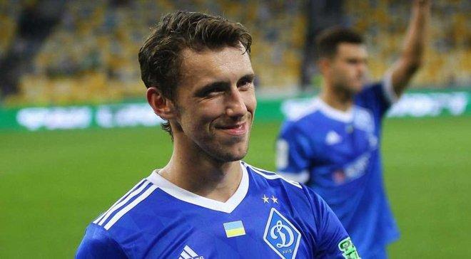 Піваріч: Для мене велике задоволення грати за Динамо