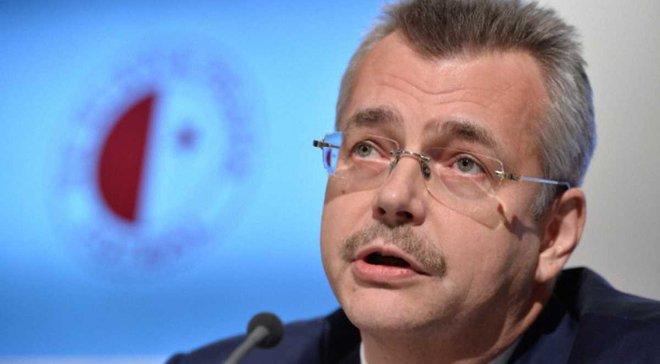 Председатель правления Славии: Арбитры грубо повлияли на оба матча, Григорий Суркис должен уйти в отставку