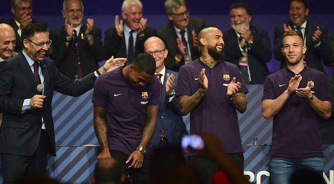 Барселона сыграет с Бока Хуниорс в матче за Кубок Гампера: Месси против Тевеса на Камп Ноу
