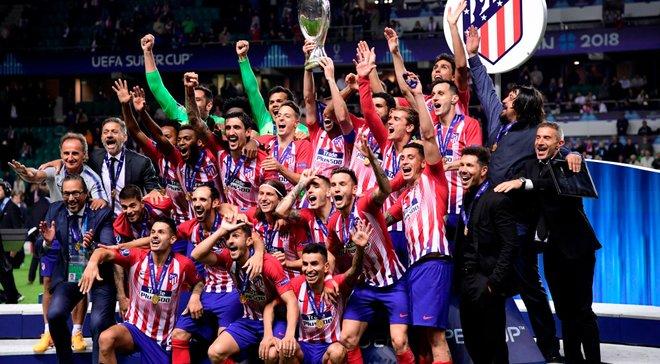 Главные новости футбола 15 августа: Атлетико выиграл Суперкубок УЕФА-2018, Мазяр может стать главным тренером Львова