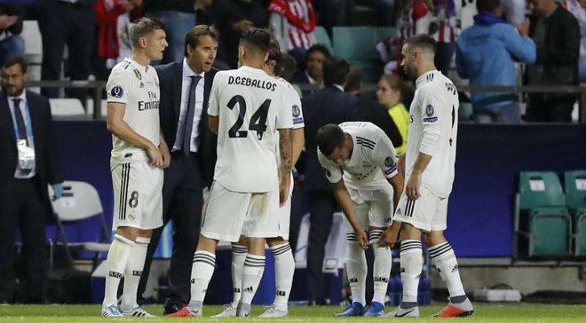 Реал Зідана ніколи не пропускав 4 голи – Лопетегі перервав неймовірну серію вже в першому офіційному матчі