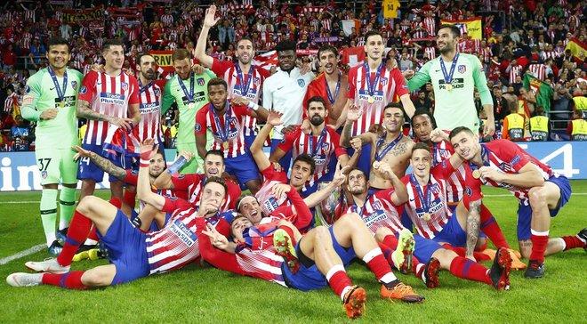 Атлетіко перервав вражаючу 18-річну серію Реала в міжнародних фіналах