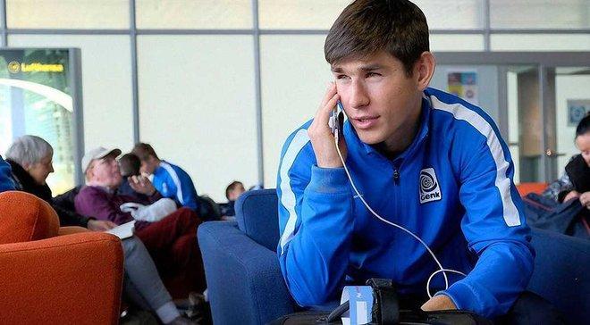 Маліновський став найвисокооплачуванішим гравцем Генка, – ЗМІ