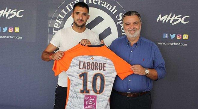 Бордо продав нападника Ляборда, який двічі забив Маріуполю