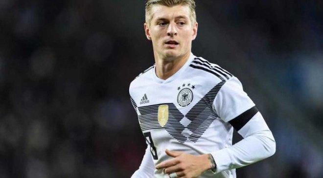Кроос останется в сборной Германии до Евро-2020