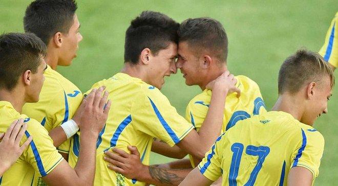 Мемориал Банникова: Украина U-17 победила Литву
