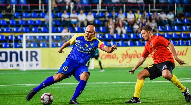 Сборная Украины по мини-футболу вышла в 1/4 Евро-2018, разгромив за два дня Бельгию и Черногорию