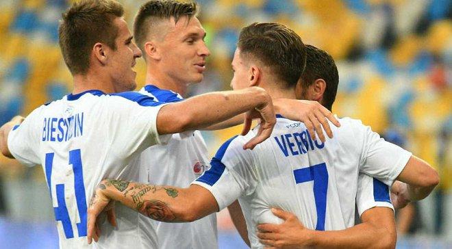 Таблица коэффициентов УЕФА: Украина потеряла одного представителя, 8 место в рейтинге под угрозой