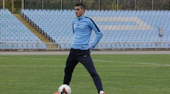 Український захисник Нагієв покинув Кова-Да-П'єдаде, гравцем якого став лише на початку місяця