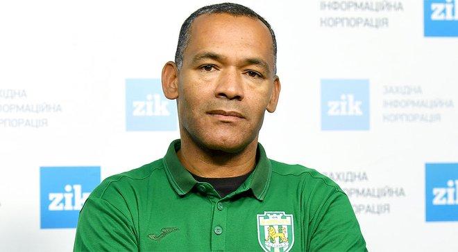 Карпаты проведут второй матч под руководством Жозе Мораиша