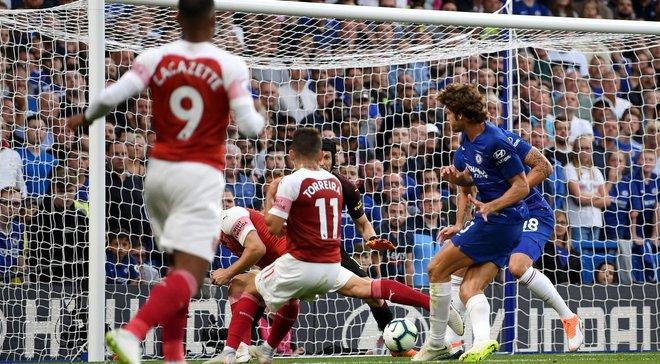 Челсі – Арсенал – 3:2 – відео голів та огляд матчу