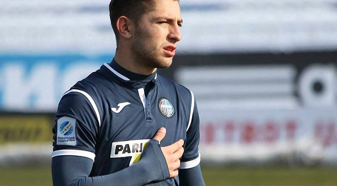 Біленький став футболістом Дунайска