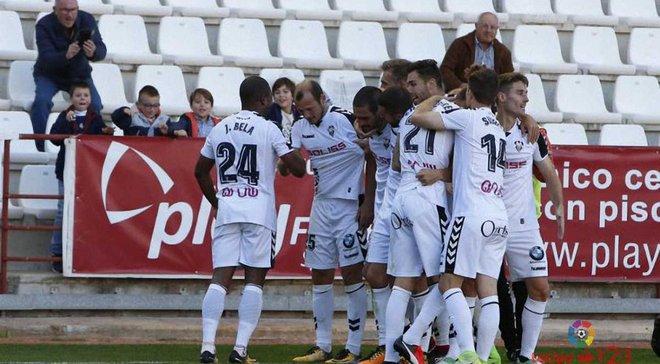 Альбасете Зозули сыграл вничью с Депортиво