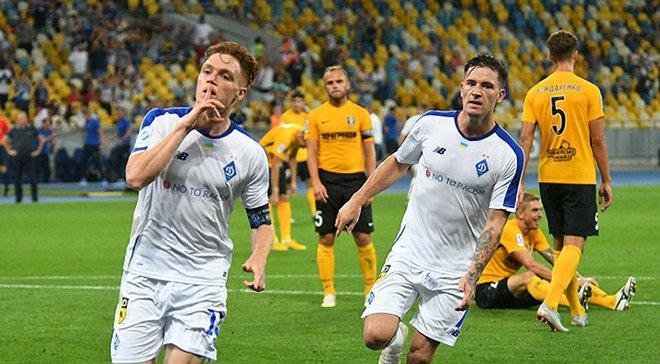Циганков: Прагну забивати в кожному матчі