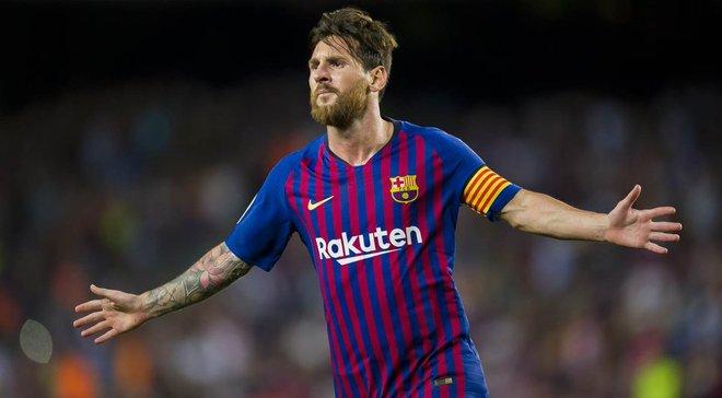 Месси забил 6000-й гол Барселоны в Примере