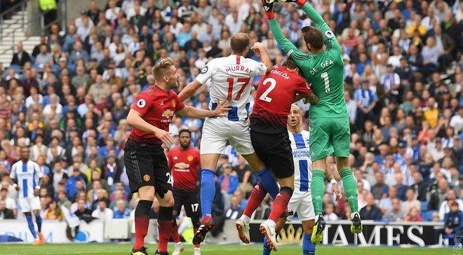Брайтон вдома сенсаційно переміг Манчестер Юнайтед