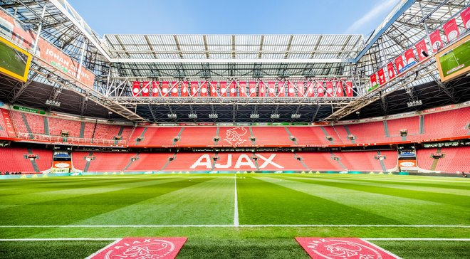 Аякс – Динамо: квитки в гостьовий сектор коштують 880 грн