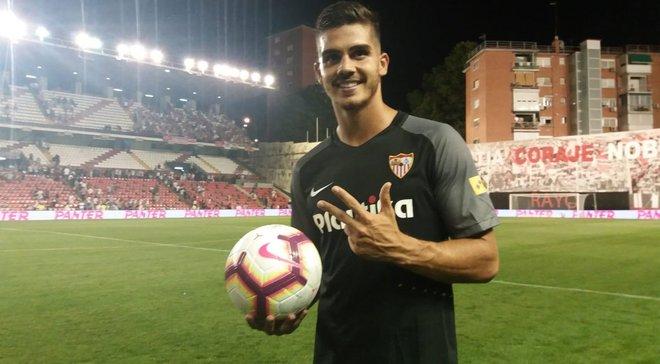 Андре Силва – первый автор хет-трика в дебютном матче Ла Лиги в 21-м веке