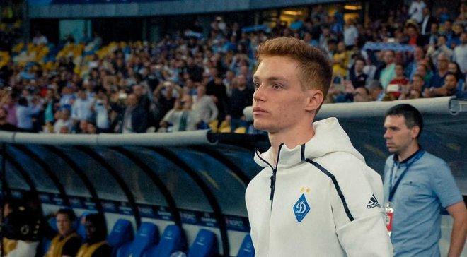 Цыганков стал лучшим игроком 5-го тура УПЛ