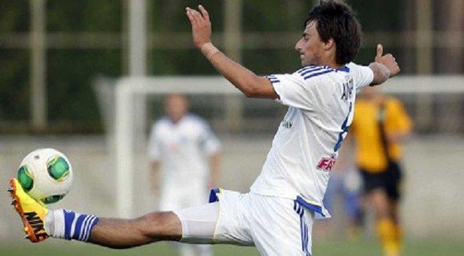 Украинец Акубардия забил гол в дебютном матче за Гомель