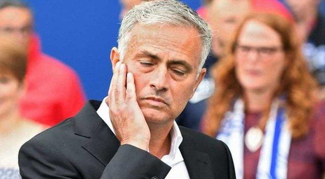 Манчестер Юнайтед не планирует увольнять Моуринью и не заинтересован в Зидане