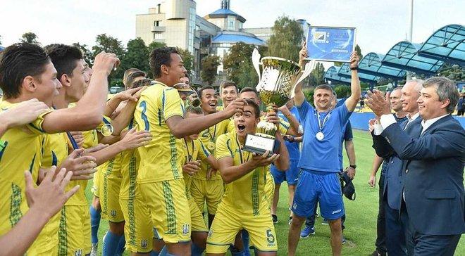 Юнацька збірна України здобула перемогу у драматичному фіналі меморіалу Баннікова