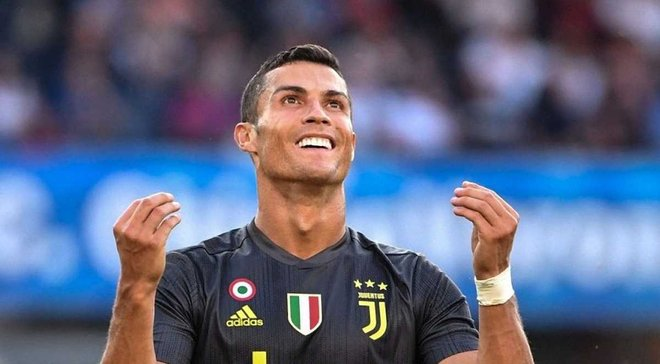 Дебютний матч Роналду в Серії А подивилися 2,3 млн італійських телеглядачів