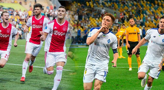 Аякс – Динамо: анонс матча плей-офф Лиги чемпионов
