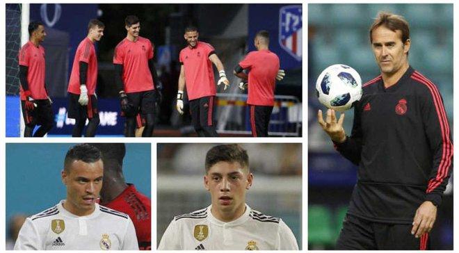 "Реал за 10 дней до закрытия трансферного окна: Лунин уйдет из-за Наваса, проблема с бразильцем, 120 млн за ""девятку"""