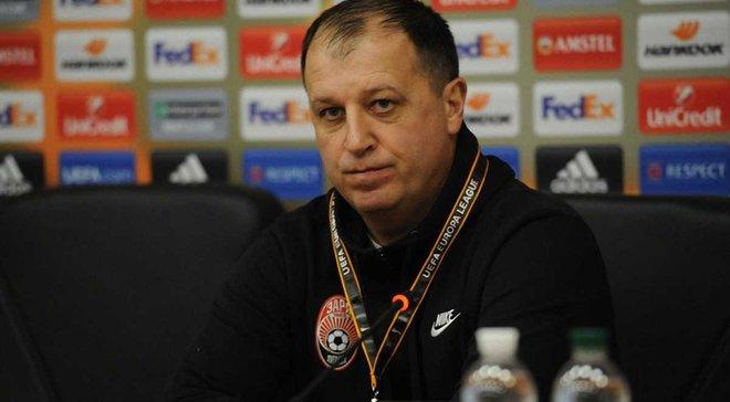 Вернидуб: Постараємося, щоб за нас не було соромно у матчі з Лейпцигом
