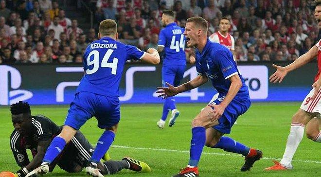 Аякс – Динамо: первый провал в сезоне, детские подарки и... сохранение шансов на Лигу чемпионов